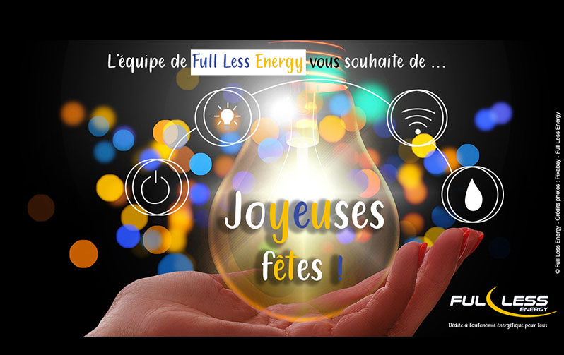 joyeuses fete Full less energy